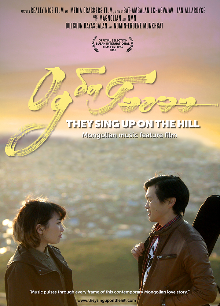 THEY SING UP ON THE HILL